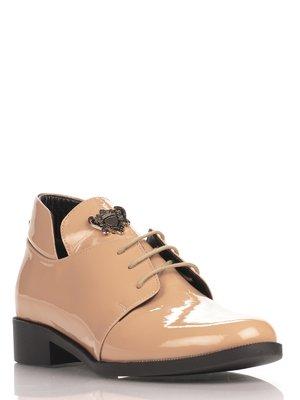 Ботинки пудрового цвета | 4085397