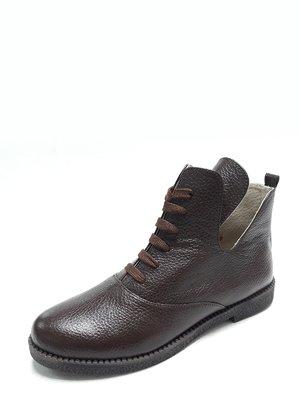 Ботинки коричневые | 4091558