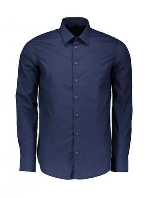 Рубашка синяя | 4020079