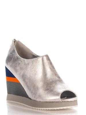 Туфли серебристые | 4089437