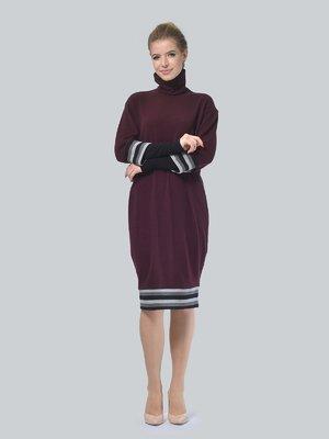 Сукня бордова | 4090658