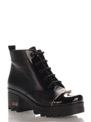 Ботинки черные | 3725589