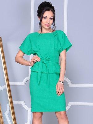 Платье зеленое | 4092894