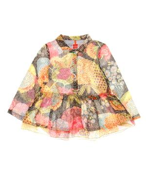 Блуза в принт   4064851