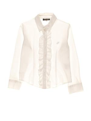 Блуза біла | 4064843