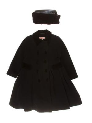 Комплект: пальто і капелюх | 4064859