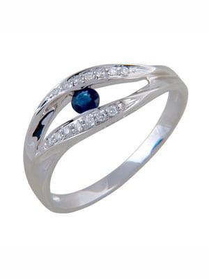 Кольцо с бриллиантами | 4101827
