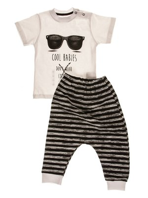 Комплект: футболка і штани | 4083734