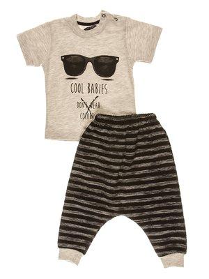 Комплект: футболка і штани | 3877564