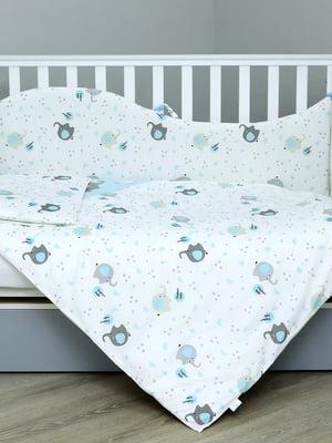 Комплект постельного белья (6 шт.) | 4081137