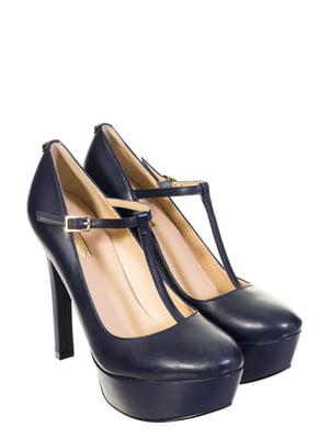 Туфлі сині | 4106576