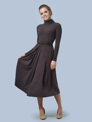 Сукня коричнева | 4103068
