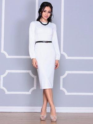 Сукня молочного кольору | 4109550