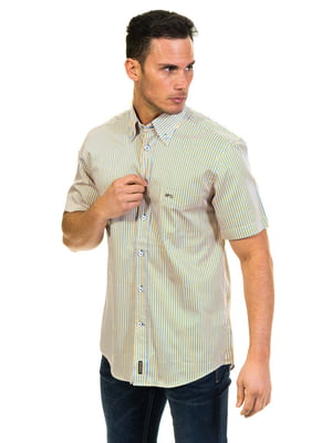 Рубашка зеленая | 4105607