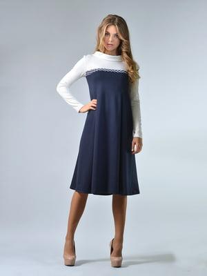 Сукня двоколірна | 4103049