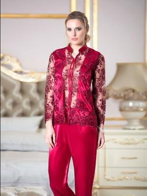 Комплект: блуза и брюки | 4112617