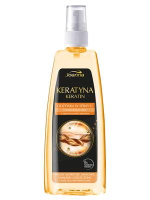 Кондиционер-спрей для волос «Регенерация и восстановление» с кератином (150 мл) | 1377904