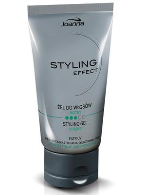 Гель для укладки волос сильной фиксации (150 г) | 1377944