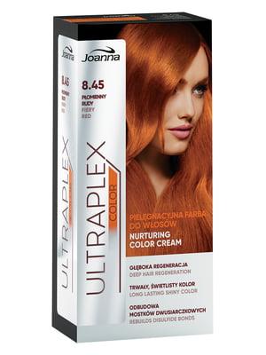 Фарба для волосся Ultraplex Color — відтінок 8.45 «Вогнянно-рудий» | 4088276