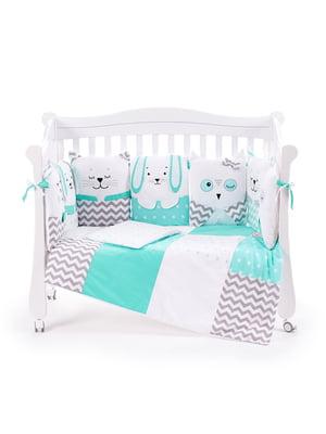 Комплект постельного белья (6 шт.) | 4081136