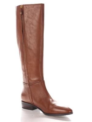 Чоботи коричневі | 4103942