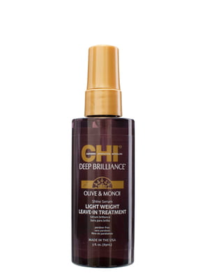 Сироватка для волосся незмивна Deep Brilliance Shine (89 мл) | 3845725