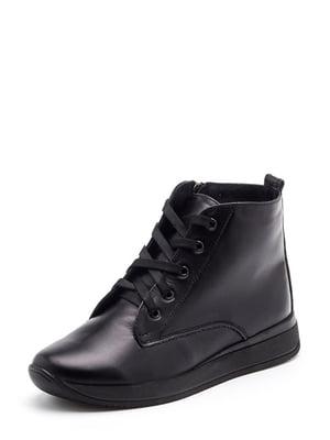 Ботинки черные | 4042295