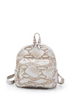Рюкзак бежевый | 4120010