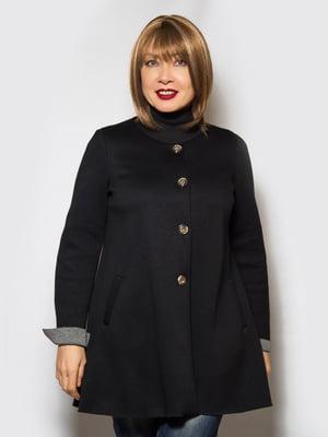 Пальто черное   4120207