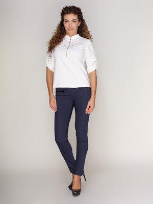 Блуза белая   4028165