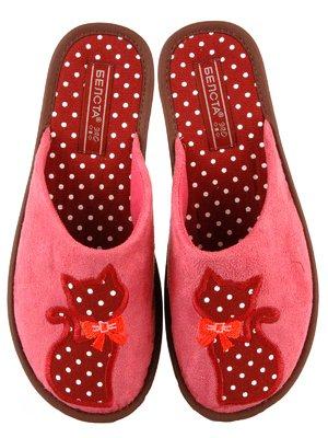 Тапочки рожеві | 4125278