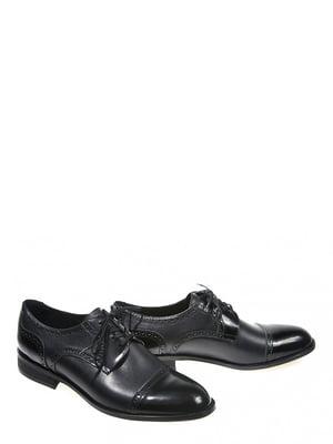 Туфли черные   4125233