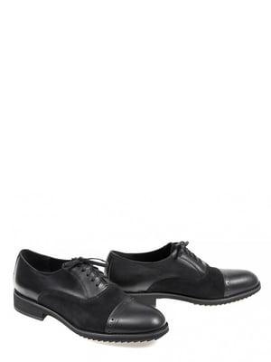 Туфлі чорні | 4125234
