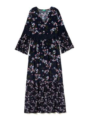 Платье в принт | 4055913