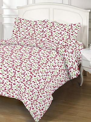 Комплект постельного белья двуспальный   4125668