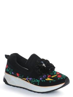 Кросівки чорні | 4128028
