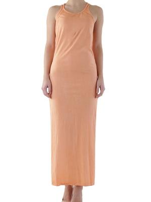 Сукня помаранчева | 4131093
