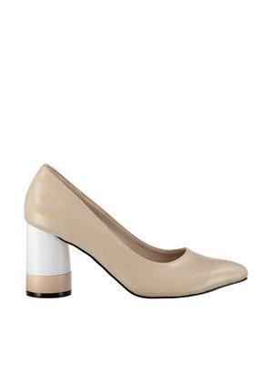 Туфли бежевые | 4130764