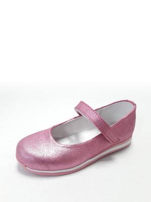 Туфлі рожеві | 4134340