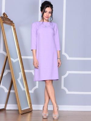 Платье светло-фиалковое | 4134709