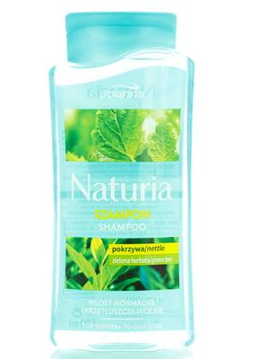 Шампунь «Кропива і зелений чай» для нормального і жирного волосся (500 мл) | 4088129
