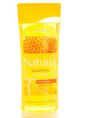 Шампунь для волосся з медом і лимоном (200 мл) | 1604716