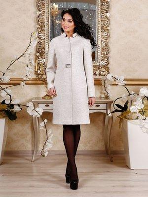 Пальто белое   4135172