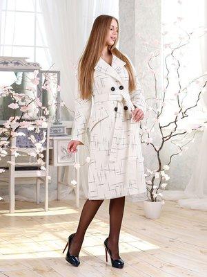 Пальто белое | 4135176