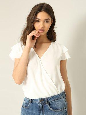 Блуза белая | 4117267