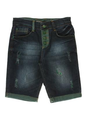 Шорти сині джинсові   4131617