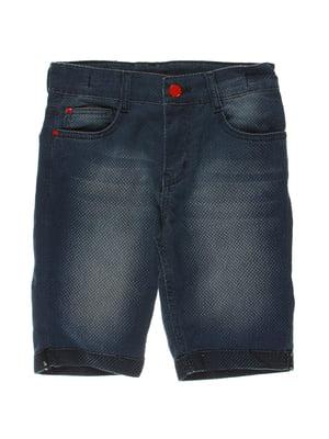 Шорти сині джинсові   4131688