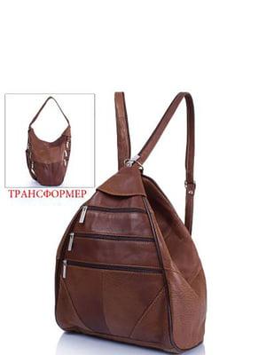 Рюкзак коричневый | 4136726
