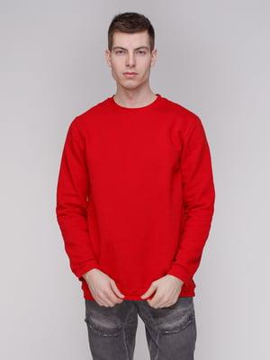 Джемпер красный | 4137538