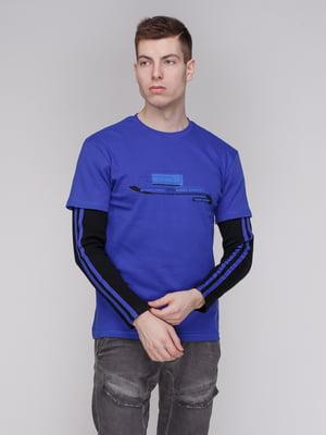Джемпер синій   4137569